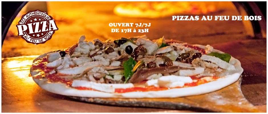 Livraison Pizzas La Crau